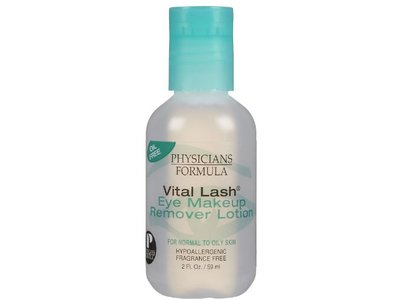 Physicians Formula Vital Lash Oil Free Eye Makeup Remover Lotion - Image 3
