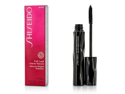 Shiseido Full Lash Volume Mascara, BK901 Black, 0.29 oz