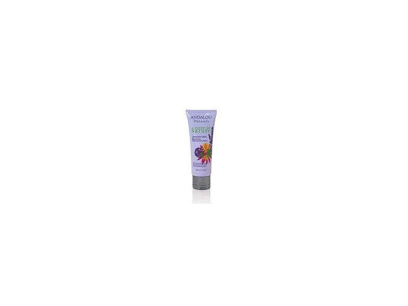 Andalou Naturals Hand Cream, Lavender Shea , 3.4 oz ( Multi-Pack)