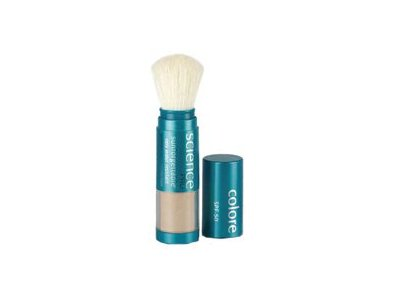 Colorescience Sunforgettable Mineral Sun Protection Brush SPF 50 - Medium