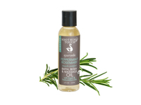 Soothing Touch Organic Peppermint Rosemary Bath, Body & Massage Oil - Image 2