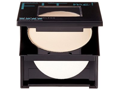 Maybelline New York Fit Me Matte+Poreless Powder, Translucent, 0.29 Ounce - Image 6