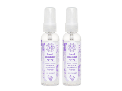 The Honest Company Hand Sanitizer Spray Lavender 2 Oz Ingredients And Reviews