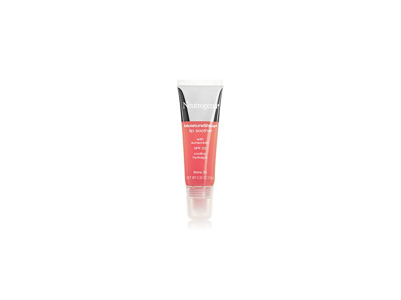 Neutrogena Moistureshine Lip Soother SPF20 - All Shades, Johnson & Johnson