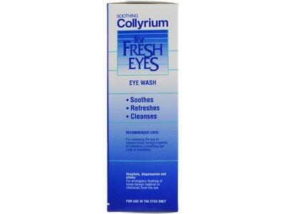Bausch & Lomb Collyrium Eye Wash - Image 11