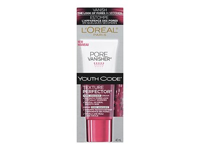L'Oreal Paris Youth Code Texture Perfector Pore Vanisher, 1.4 fl oz