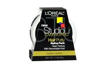 L'oreal LOreal Studio Line Overworked Hair Putty, 1.7 oz (Pack of 3) - Image 2