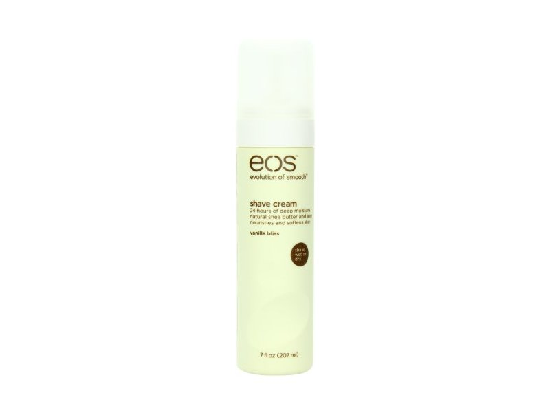EOS Ultra Moisturizing Shave Cream, Vanilla Bliss, 7 fl oz