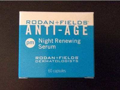 Rodan + Fields Redefine Night Renewing Serum, 60 capsules - Image 1