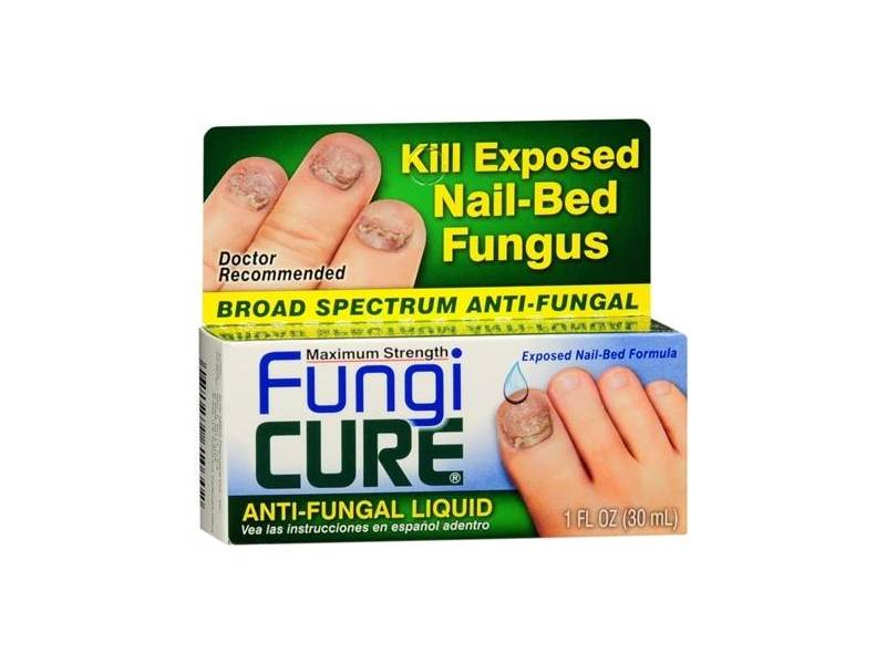 Fungicare Maximum Strength anti-fungal Liquid, 1.0 fl oz