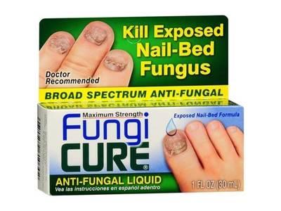Fungicare Maximum Strength anti-fungal Liquid, 1.0 fl oz