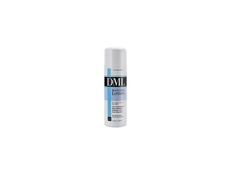 DML Moisturizing Lotion, Person and Covey