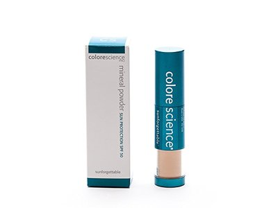 Colorescience Sunforgettable Mineral Powder Brush SPF 50 Matte 0.21 oz. - Image 3