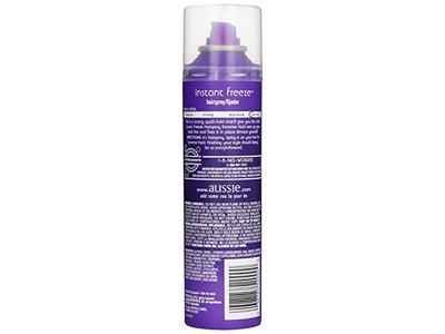Aussie Instant Freeze Spray, Aerosol - 7 oz - Image 3