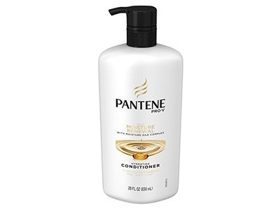 Pantene Pro-V Daily Moisture Renewal Hydrating Conditioner 28 fl oz with Pump (Product Size May Vary) - Image 7