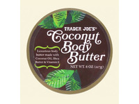 Trader Joe's Coconut Body Butter, 8 oz - Image 1