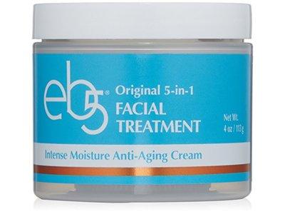 eb5 Facial Cream, Intense Moisture Anti-Aging Cream, 4 Ounce