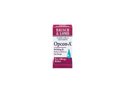 Bausch & Lomb Opcon-A Eye Allergy Relief - Image 1