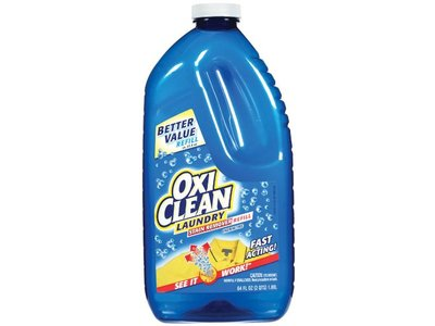OxiClean Laundry Stain Remover Spray, 64 Ounce (Pack of 6)