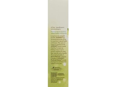 Aveeno Active Naturals Positively Radiant Daily Moisturizer, SPF 30, 2.5 Ounce - Image 5