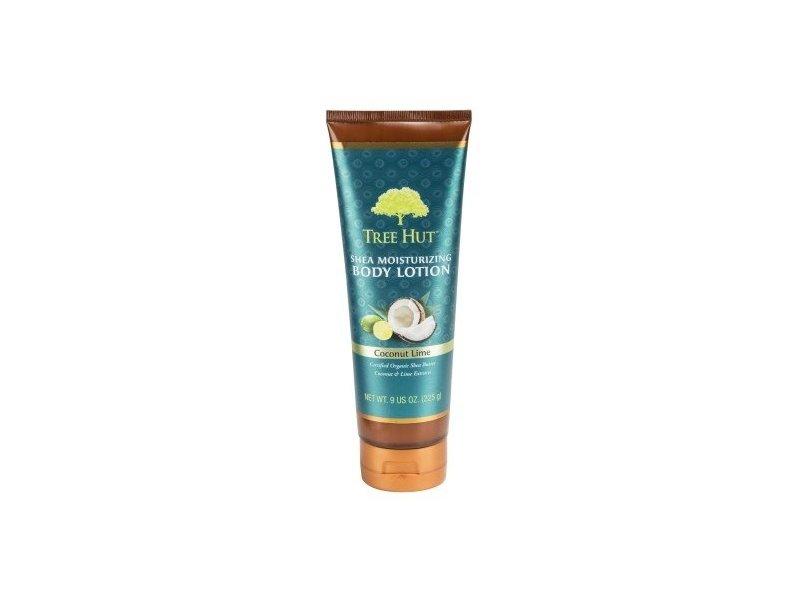 Tree Hut Shea Moisturizing Body Lotion 9oz Coconut Lime (6 Pack)