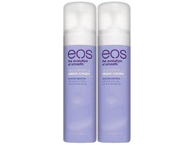 EOS Ultra Moisturizing Shave Cream-Lavender Jasmine, 7 fl oz