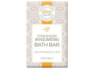 doTERRA Citrus Bliss Invigorating Bath Bar, 4 oz