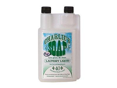 Charlie's Soap Liquid Laundry - 40 Load