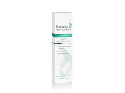 Receutics Active Skin Repair: Step 1: Clear Skin Cleanser, 4.2 fl oz