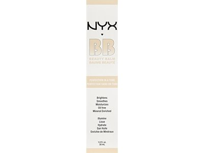 NYX BB Cream, Nude, 1 fl oz - Image 4