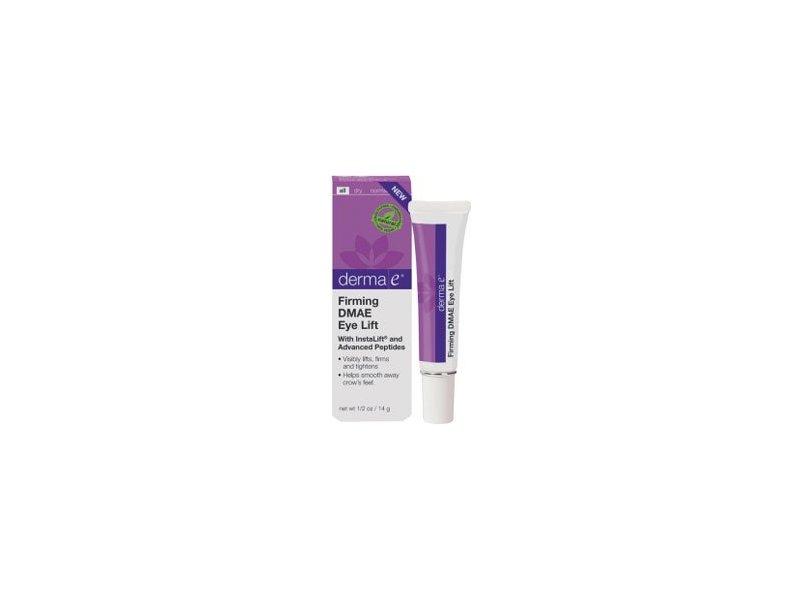 Derma E Firming DMAE Eye Lift - 0.5 oz - Instalift and Advanced Peptides