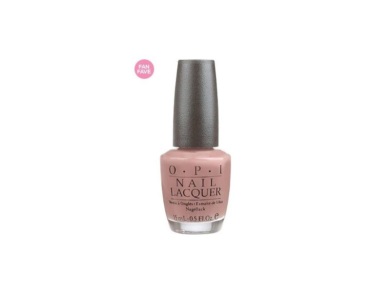 OPI Nail Lacquer, Chocolate Mousse, 0.5 fl oz