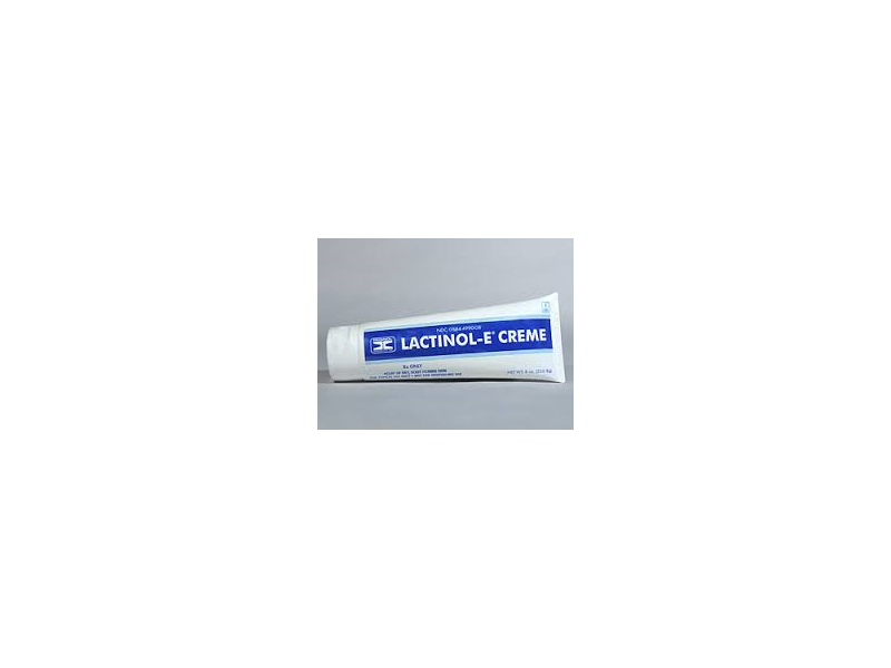 Lactinol-e Topical Creme 10% (RX) 113.4 Grams,, Pedinol Pharmacal, Inc.
