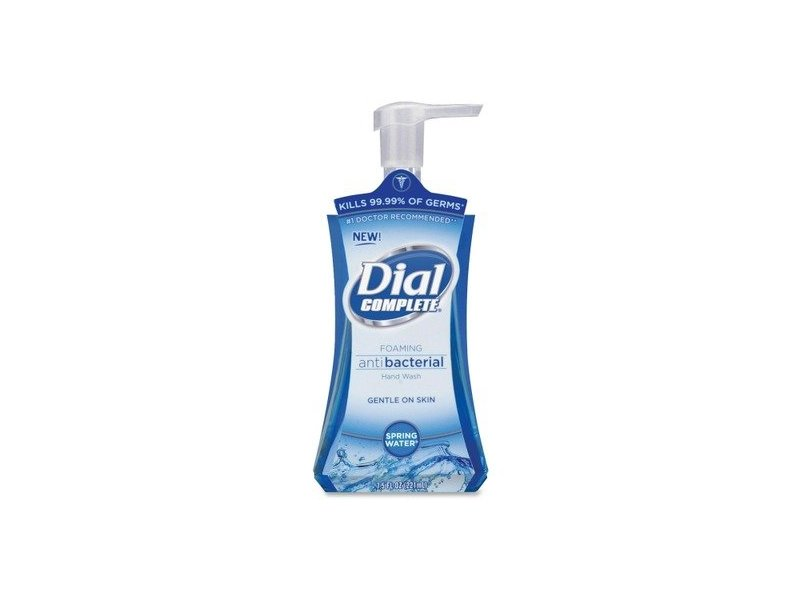 Dial Complete Foaming Antibacterial Hand Wash Spring