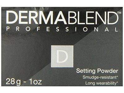 Dermablend Loose Setting Powder, Cool Beige, 1 oz - Image 5