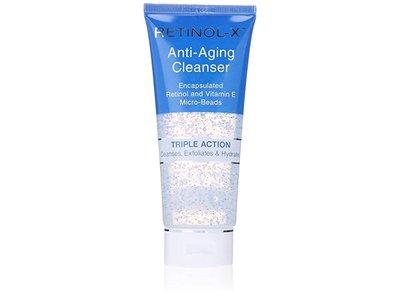 Retinol-X Anti-Aging Cleanser, Triple Action, 5 fl oz / 150 mL
