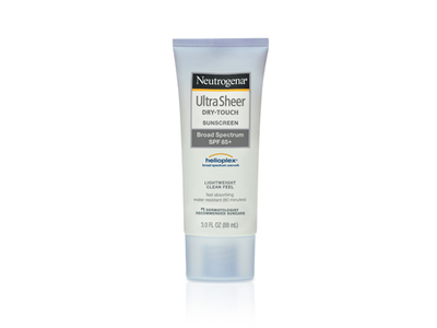 Neutrogena Ultra Sheer Dry-touch Sunscreen Broad Spectrum SPF-85, Johnson & Johnson - Image 1