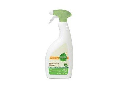 Seventh Generation Disinfecting Bathroom Cleaner, Lemongrass Citrus Scent, 26 fl oz - Image 1