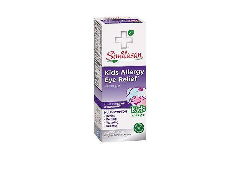 Similasan Kids Allergy Eye Relief™ Sterile Eye Drops, 0.33 Ounce