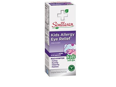 Similasan Kids Allergy Eye Relief™ Sterile Eye Drops, 0.33 Ounce