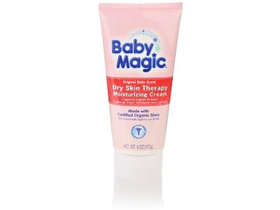 Baby Magic Dry Skin Therapy Moisture Cream - Original Baby Scent, Naterra International, Inc.