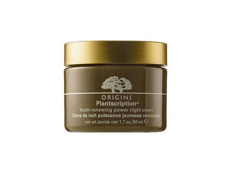 Origins Plantscription Youth Renewing Powder Night Cream, 1.7 oz