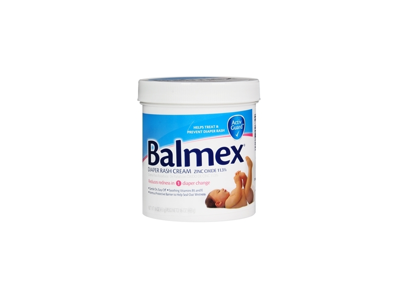 Balmex Diaper Rash Cream Stick, Chattem