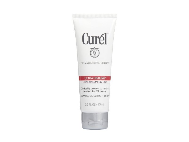 Curel Ultra Healing Intensive Lotion, 2.5 fl oz