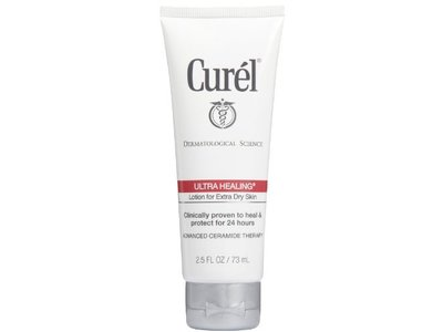Curel Ultra Healing Intensive Lotion, 2.5 fl oz - Image 1
