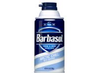 Barbasol Arctic Chill Thick & Rich Shaving Cream, Perio, Inc. - Image 2