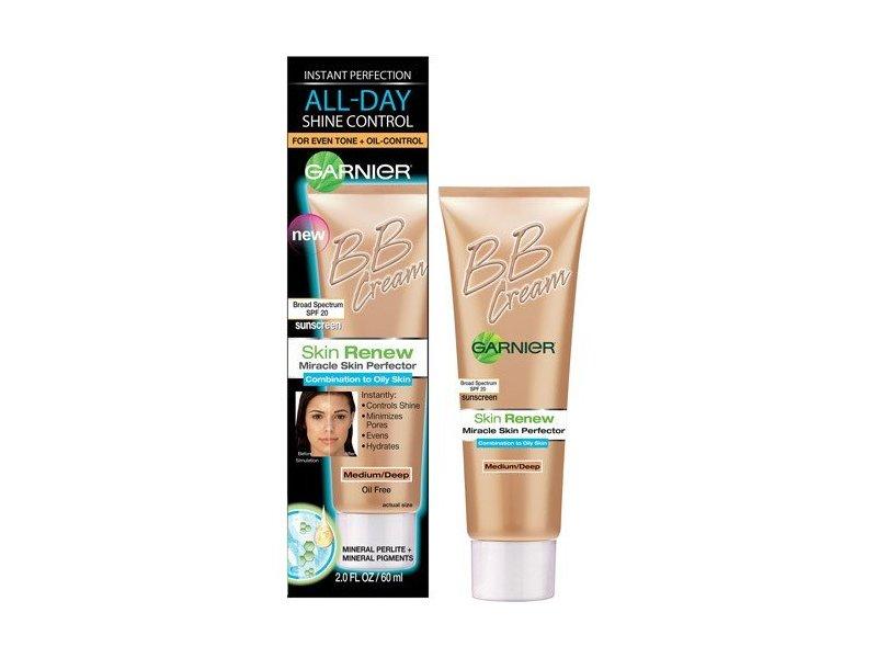 Miracle Skin Perfector BB Cream Combination To Oily Skin Light Medium