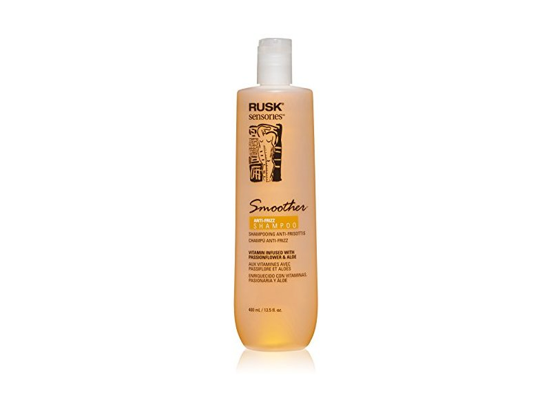 RUSK Sensories Smoother Passionflower and Aloe Smoothing Shampoo , 13.5 fl. Oz.