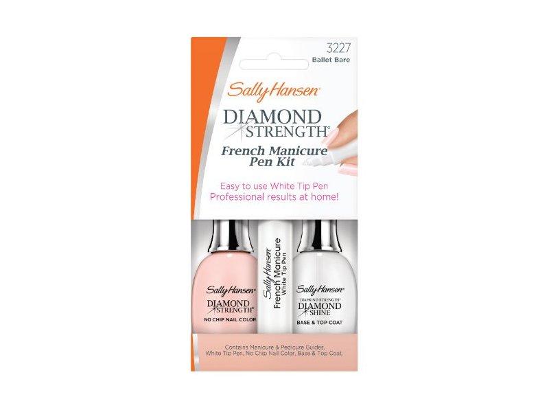Sally Hansen Diamond Strength French Manicure Pen Kit, Ballet Bare ...
