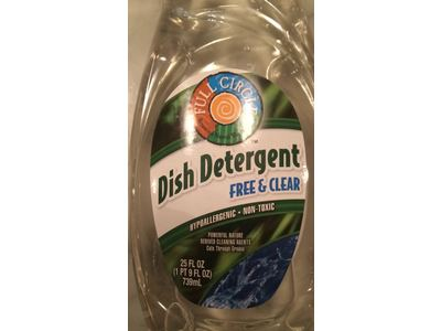 Allergy free Dishwashing Products products safe for your skin